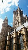 Lincoln Cathedral Royalty Free Stock Photos