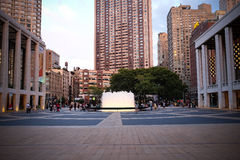 Lincoln Center Photographie stock
