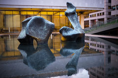 Lincoln Center Images libres de droits