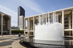 Lincoln Center, editorial Stock Photo