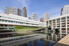 Lincoln Center, editorial Stock Photos