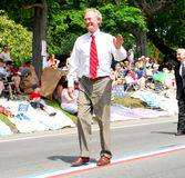 Lincoln Chafee, Rhode Island Governor Stock Photo