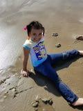 Lincoln City Oregon Beach Sun stock afbeeldingen