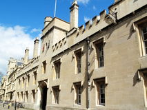 Lincoln College, Oxford University Royalty Free Stock Photo