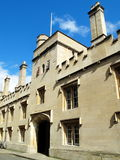 Lincoln College, Oxford University Stock Image