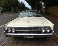 Lincoln Continental 1963 photographie stock