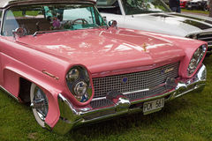 Lincoln Continental Foto de Stock
