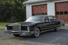 Lincoln Continental Lizenzfreie Stockfotos