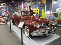 Lincoln Continental 1948 Image stock
