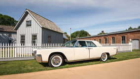 1962 Lincoln Continental Royalty-vrije Stock Afbeelding