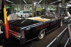 Lincoln Continental, automobile presidenziale, 1965 Fotografie Stock Libere da Diritti