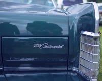 Lincoln Continental - carro do vintage imagens de stock