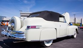 1946 Lincoln Continental stock images