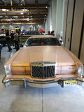 Lincoln Continental Royalty Free Stock Photos
