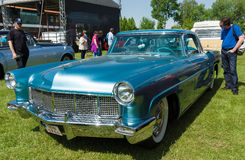 The Lincoln Continental Mark II Royalty Free Stock Photo
