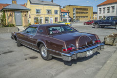 1976 Lincoln Continental Mark IV, Stock Fotografie