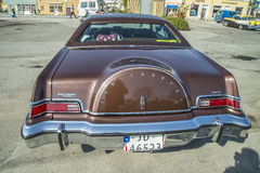 1976 Lincoln Continental Mark IV, Royalty-vrije Stock Foto's