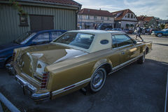1979 Lincoln Continental Mark V Stock Afbeeldingen
