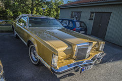 1979 Lincoln Continental Mark V Royalty Free Stock Photography