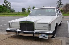1980 Lincoln Continental Mark VI Stock Foto