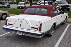 1980 Lincoln Continental Mark VI Stock Fotografie