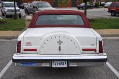 1980 Lincoln Continental Mark VI Stock Afbeeldingen