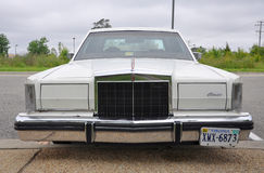 1980 Lincoln Continental Mark VI Royalty-vrije Stock Afbeelding