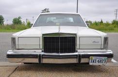 1980 Lincoln Continental Mark VI Royalty-vrije Stock Afbeelding