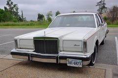 1980 Lincoln Continental Mark VI Stock Photo