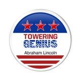 Lincoln Day Images libres de droits