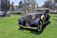 Lincoln Duel Cowl Phaeton photographie stock