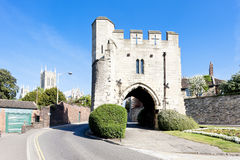 Lincoln, Engeland Royalty-vrije Stock Foto