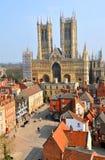 Lincoln, Engeland royalty-vrije stock foto's
