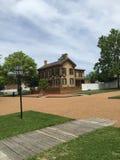 Lincoln-Haus Lizenzfreies Stockbild