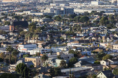 Lincoln Heights in Los Angeles Royalty Free Stock Photos