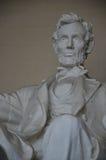 Lincoln HerdenkingsWashington D C Stock Fotografie