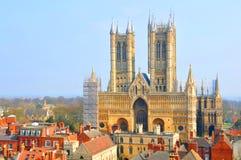 Lincoln, het UK royalty-vrije stock afbeeldingen