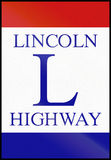 Lincoln Highway Royalty Free Stock Image
