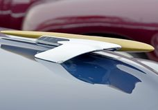 Lincoln Hood Ornament Royalty Free Stock Photos