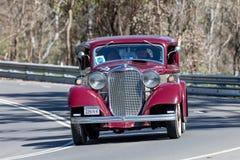 Lincoln KA 1933 Victoria Coupe Arkivbild