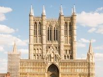 Lincoln katedra zdjęcie stock