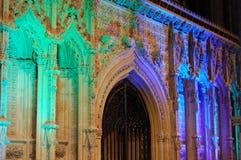 Lincoln katedralny Zdjęcie Stock