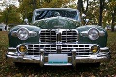 Lincoln-kontinentaler Grill 1947 Lizenzfreie Stockfotos