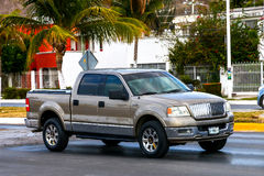 Lincoln Mark LT Royalty Free Stock Image
