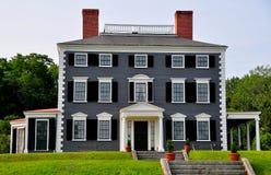 Lincoln, Massachusetts; 1790 Codman House Royalty Free Stock Photos