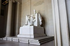 Lincoln Memorial Royalty Free Stock Image