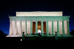The Lincoln Memorial Stock Photography