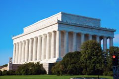 Lincoln Memorial Stock Image