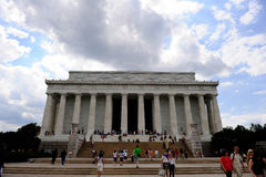 Lincoln Memorial image stock
