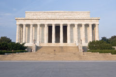 Lincoln Memorial Royaltyfri Fotografi